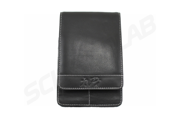 PI Luxury Leather Pouch